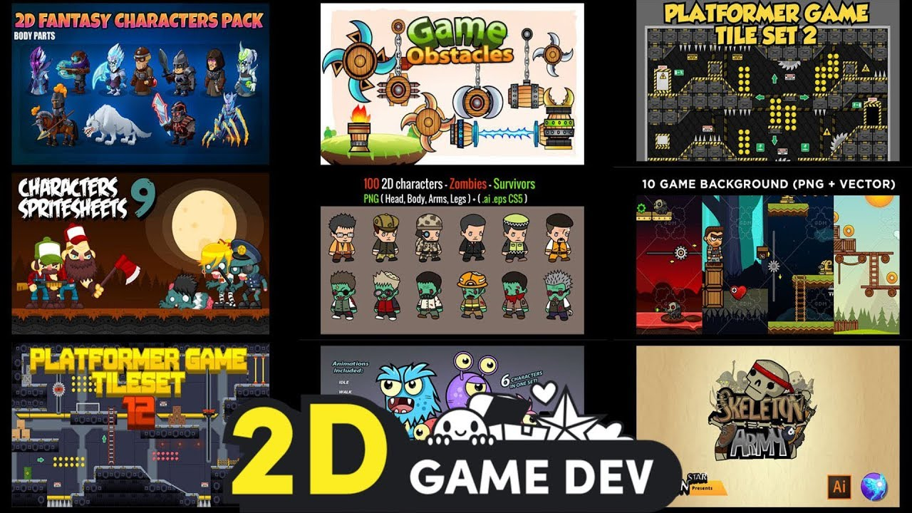 Humble 2D GameDev Bundle