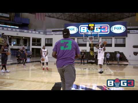 BIG3 New Rules 101: 4 Point shot with Gary Payton & Michael Rapaport