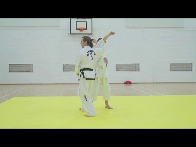 Watch the video of my Do-San take down...