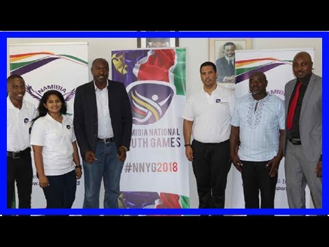 Namibia: National Youth Games Launched