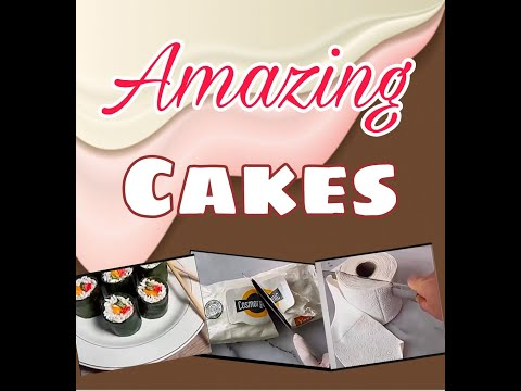 Amazing Cakes You Will Love It!!!