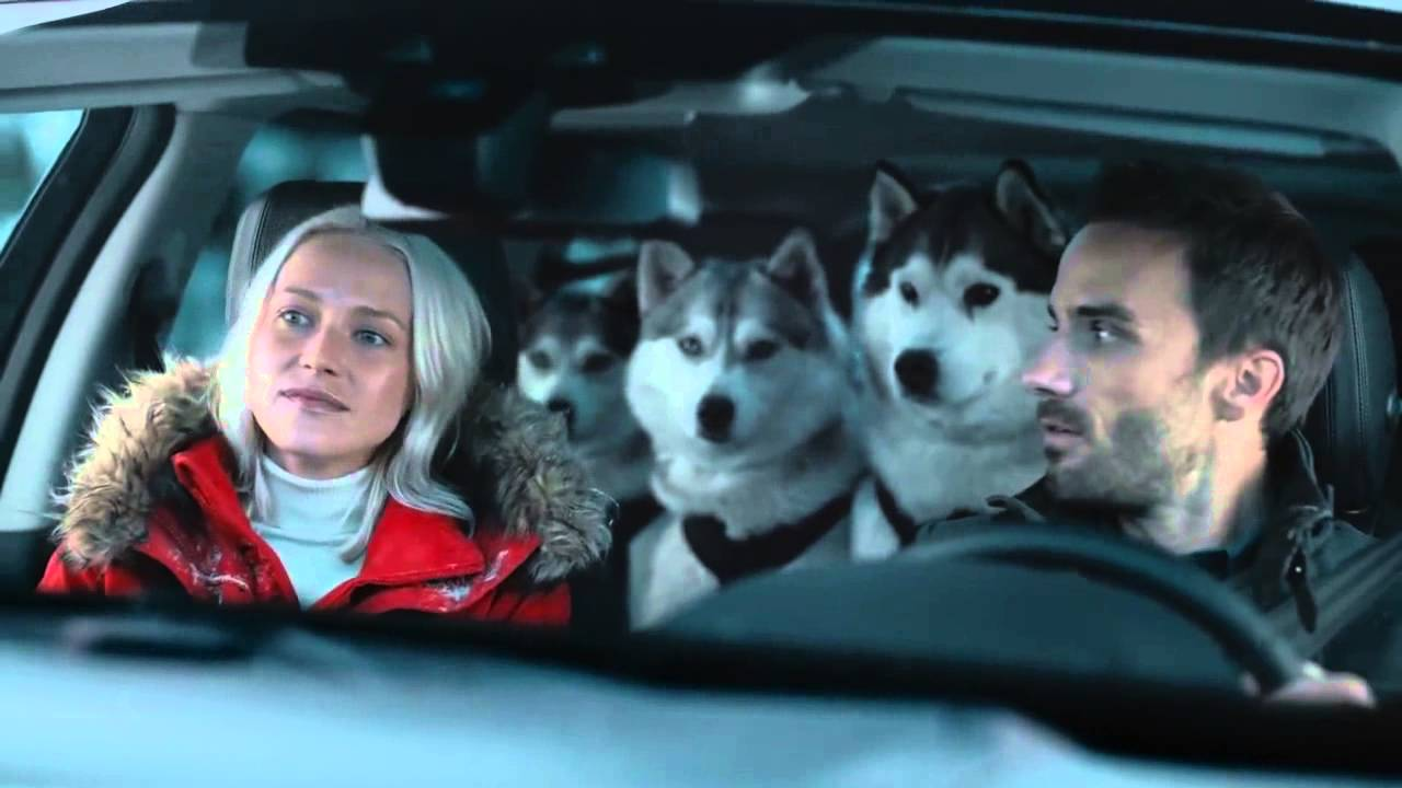 The Crossing Tv Commercial The New Discovery Sport Land