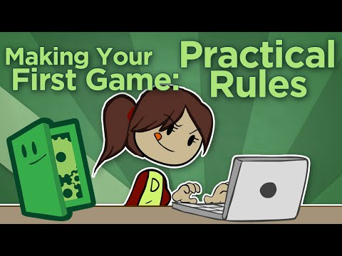 Making Your First Game: Practical Rules - Setting (and Keeping) Goals - Extra Credits