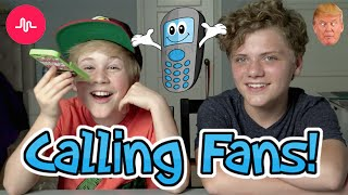 Casey Simpson | Calling Fans with Richie Rich
