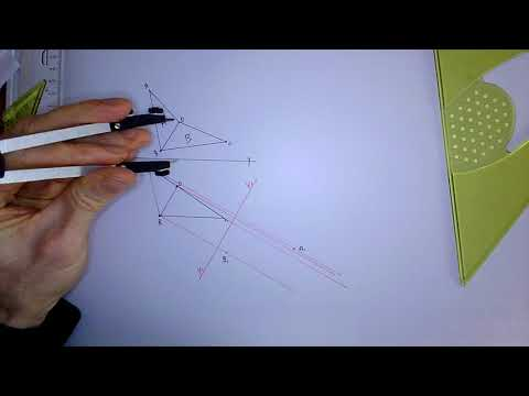 Dihedral angle by drafting