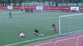 Спартак 2 2005 - Локомотив 2(1-й состав 1-й тайм)