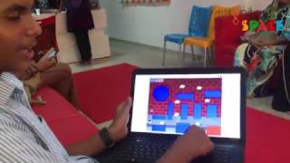 Awesome Video Game made by Aman