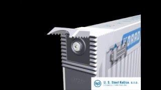 Монтаж стального радиатора Korado(, 2016-01-12T21:00:44.000Z)