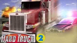 Hard Truck 2 Gameplay & Review PC HD