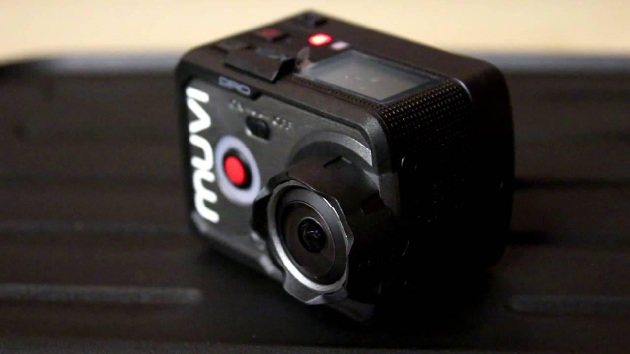 Veho Muvi K-Series K-2 Pro Akciókamera - Kicsomagoló videó