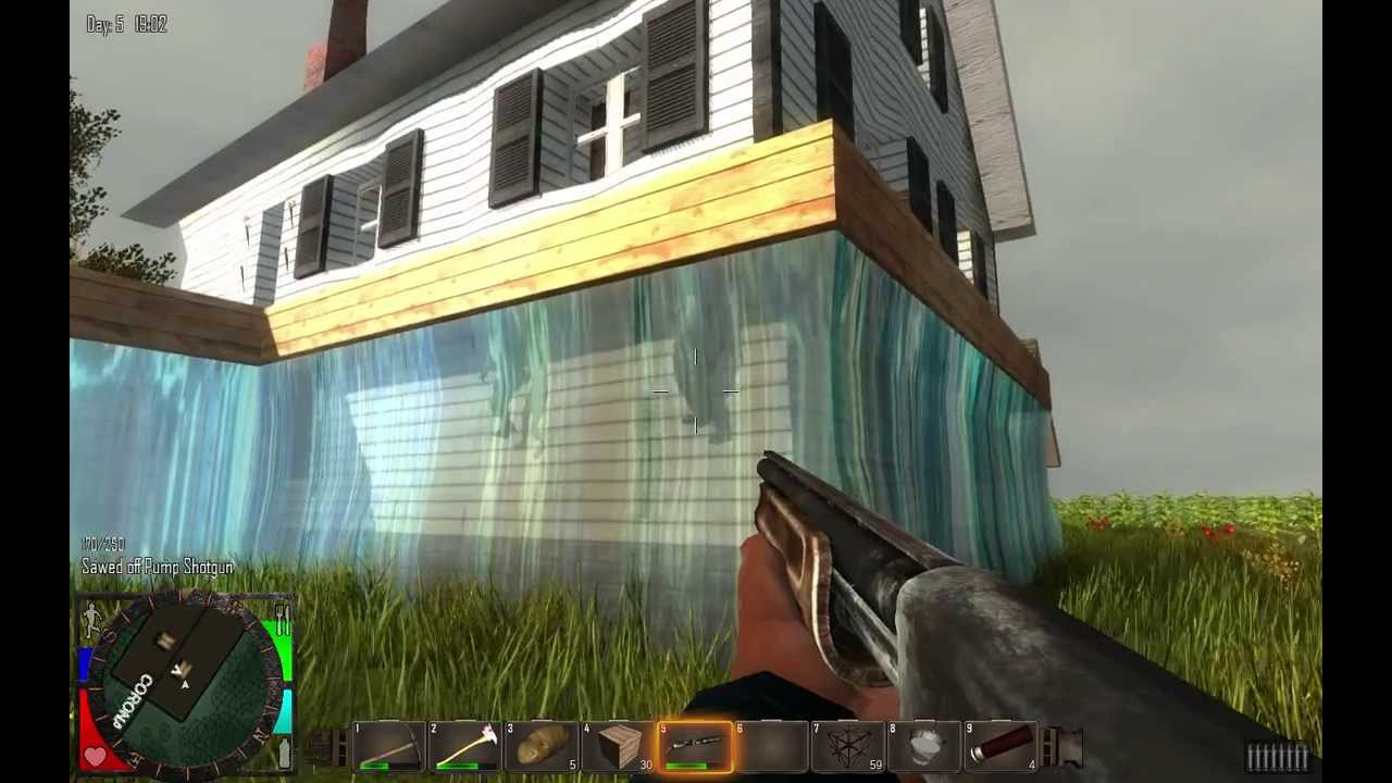zombie proof house - 7 days to die tips & tricks (no longer works