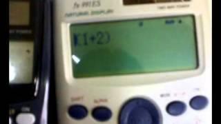 Casio Calculator: 115MS vs. 991ES