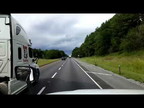 BigRigTravels LIVE! Cleveland to Farragut, Tennessee-Interstate 75 North July 28, 2017