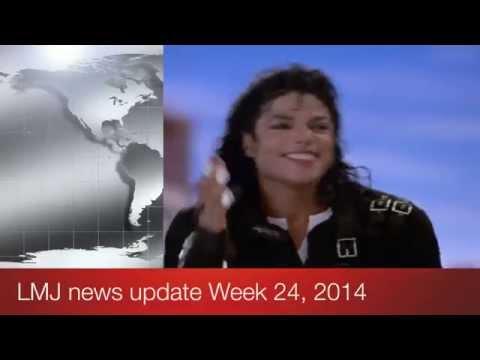 Legendary Michael Jackson LMJ News Update Week 24