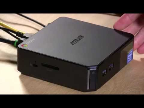 Asus Chromebox Review - M004U Desktop