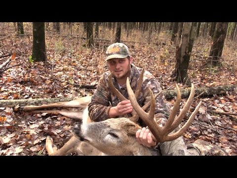 Giant Southern Indiana Buck!