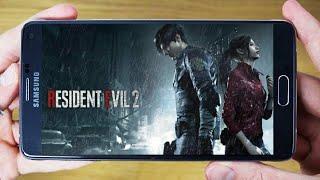 M4VN TUTORIAIS : Como Baixar E Instalar Resident Evil 2 REMAKE No Android [FÃ GAME]