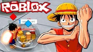 Roblox bei MONKEY D. LUFFY | EIN STÜCK!! - Anime Cross #2 🎮
