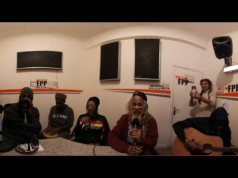 INNA DE YARD - Freestyle 360° at Party Time Radio Show - 22 OCT 2017