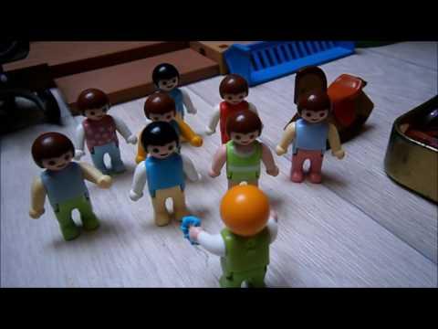 Film playmobil : L'école maternelle