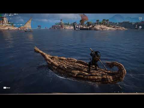 Assassin's Creed Origin (1440p) I7 7700k GTX 1080 TI FE |