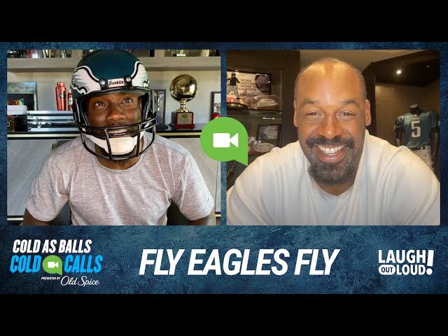 Fly, Kevin, Fly - Donovan McNabb Calls Kevin | Cold As Balls: Cold Calls | Laugh Out Loud Network