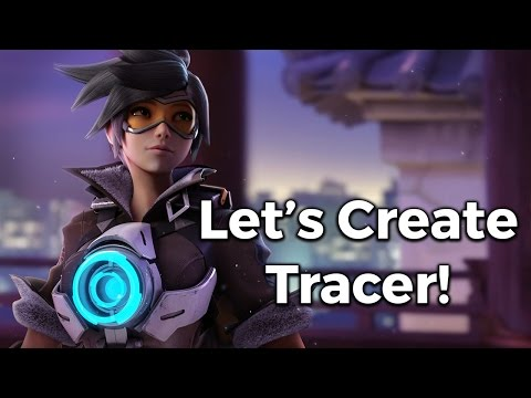 Let's Create Tracer! Recall Ability - Blueprints #4 [Unreal