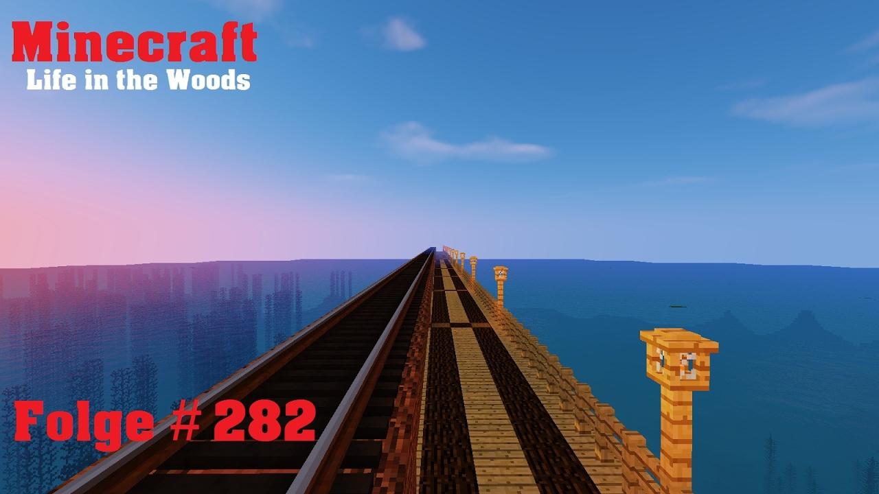 Minecraft [Life In The Woods] #282 Erstes Haus Der Kelten