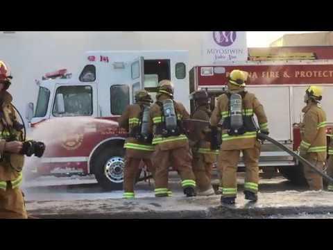 Fire claims Lang's Café