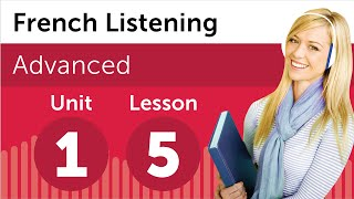 French Listening Comprehension - Preparing For a French Business Meeting