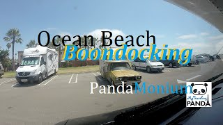 "Rv Living Vlog: Ocean Beach San Diego ""the Dog Beach"" & People Watching"