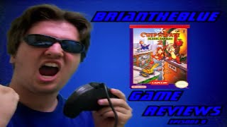 Chip N Dale Rescue Rangers 2 (NES) - BrianTheBlue Game Reviews Episode 6