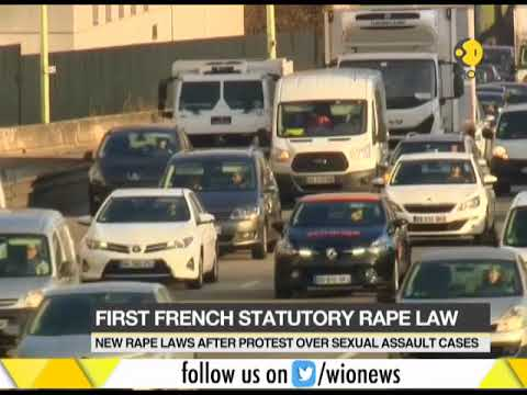 New rape laws in France: Sets 15 as age of consent