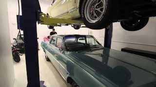 1964 Pontiac Catalina Test Drive in HD.