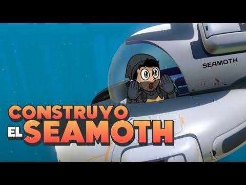 ¡CONSTRUYO EL SEAMOTH! ⭐️ Subnautica #11   iTownGamePlay