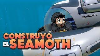 ¡CONSTRUYO EL SEAMOTH! ✮ Subnautica #11   iTownGamePlay
