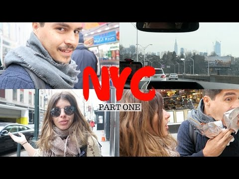 Our Manhattan Hotel On 7th Ave! | WINTER IN NYC PART 1