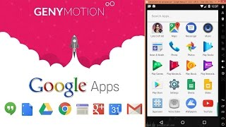 How to Install PlayStore (GoogleApps - GAPPS) on Genymotion 2016