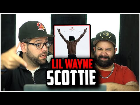 TRACK GOES HARD!!! Lil Wayne - Scottie (Official Audio) *REACTION!!
