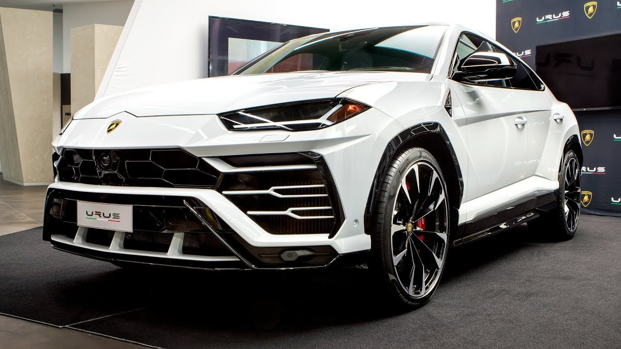 Full Walkthrough Of The 2019 Lamborghini Urus 4k Youtube