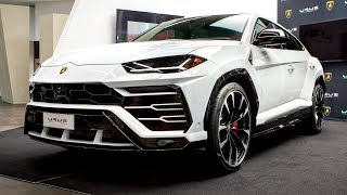 Full Walkthrough of the 2019 Lamborghini Urus! 4K!!!