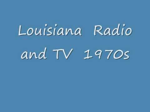 Louisiana Radio and TV 1970s