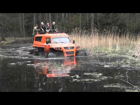Вездеходы Литвина болотный микс. Swamp mix from the all-terrain vehicle Litvina