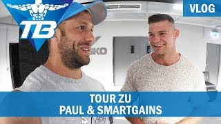 Tour zu Paul Poloczek & Smartgains I VLOG