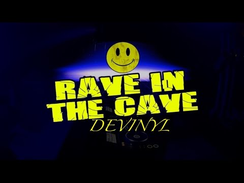 DEVINYL@RAVE IN THE CAVE 2!!! FULL SET!!!