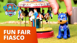 PAW Patrol | Fun Fair Fiasco | Mighty Pups Toy Episode | PAW Patrol Official & Friends