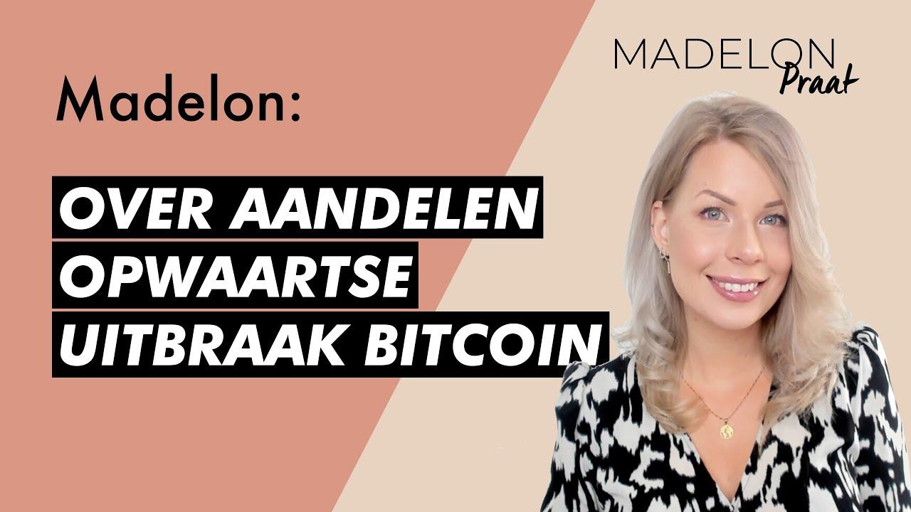 🚨 Uitbraak bitcoin koers & aandelenmarkt is stuk   #61 Madelon Praat   Misss Bitcoin