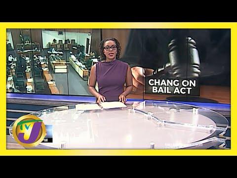 Jamaica's Bail Act Under Scrutiny   TVJ News