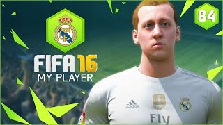 FIFA 16 | My Player Career Mode Ep84 - REAL vs ATLETICO!!