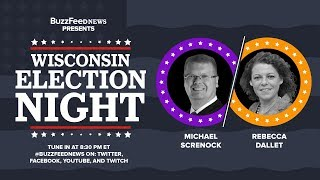 Live Results: Wisconsin Judicial Race